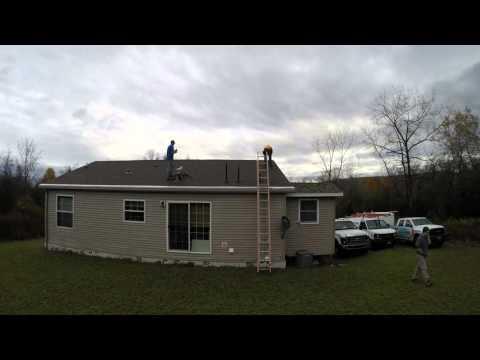 Alternative Power 6 51KW roof mounted Solar PV, Nedrow, NY