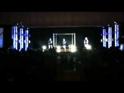 September 2013 JDF performing Lamentation at Celebrity Create in Arizona