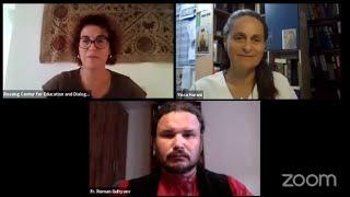 פסחא בקהילות הרוסיות בארץ-שיחה בין האב רומן גולטייב ויסכה הרני