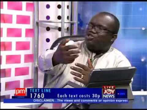 Daily Graphic Rebranded - PM Express on Joy News (26-6-13)