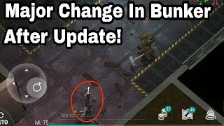 Major Change In Bunker Alpha After Update 1.5.4 Last Day On Earth Survival|Best Survival Game Androi