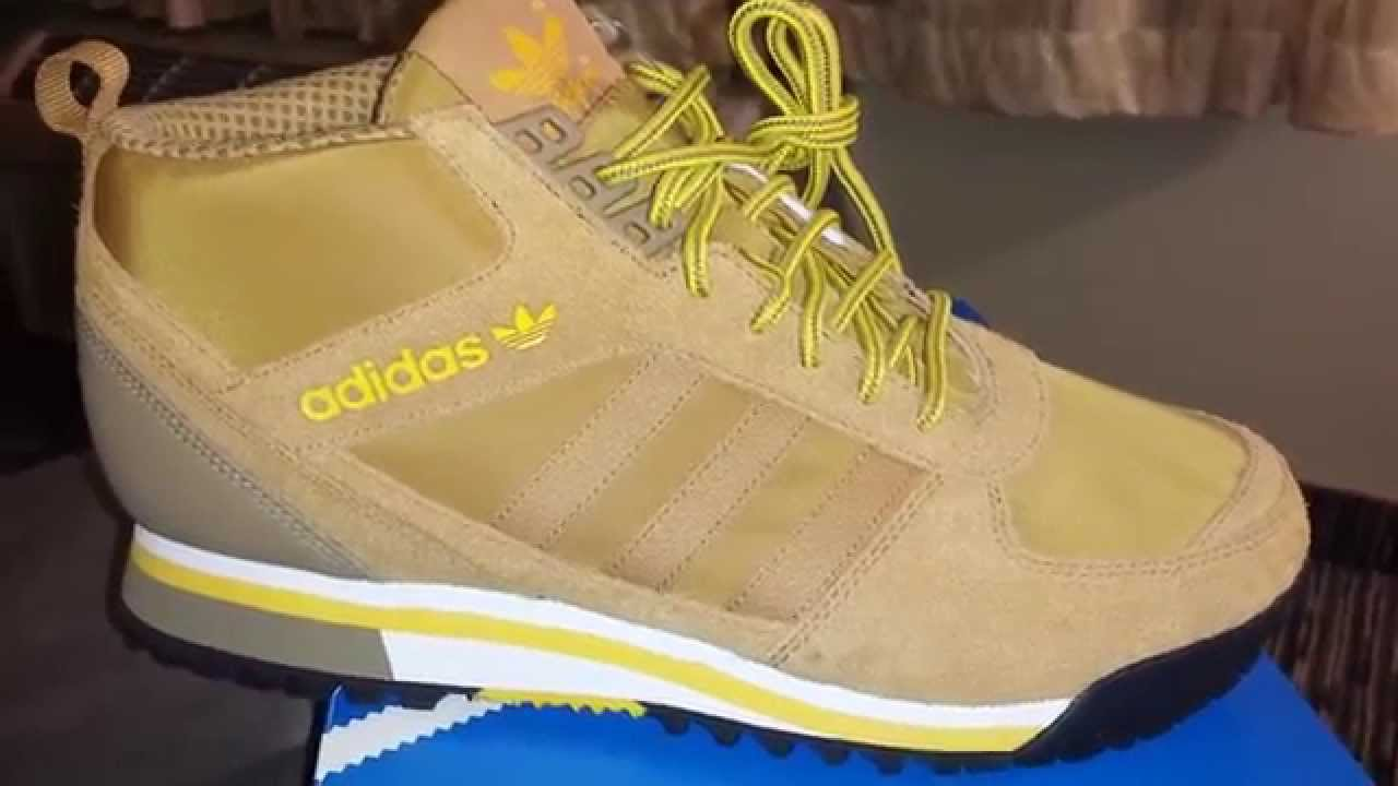 adidas zx tr mid sneaker