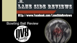 dv8 deviant pearl ball review by lane side reviews