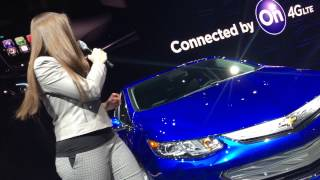The All-New 2016 Chevrolet Volt