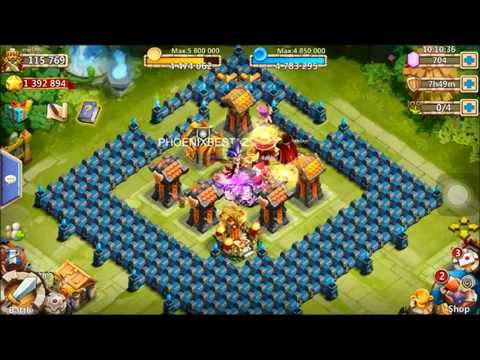 Castle Clash Ghoulem First Looks