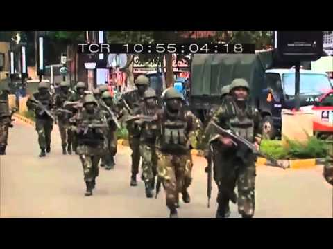 THE SIEGE (The Official Westgate Mall Attack Documentary)