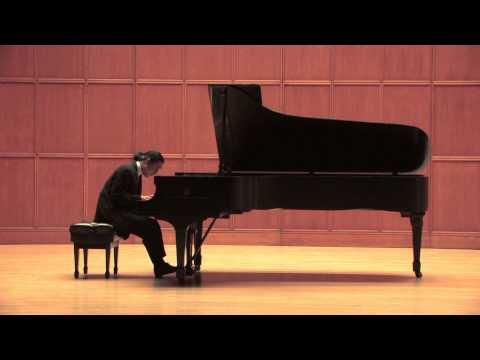 Beethoven: Sonata No. 32 in C minor, Op. 111 | Minsoo Sohn, Piano