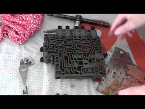 DP0 and AL4 automatic gearbox fast and easy repair. Renault and Citroen