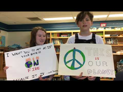 Cape Cod Academy students participate in Global Climate Strike
