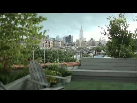 The Rooftop Gardens of New York, episode 1 of Outdoor Engineering, by Husqvarna