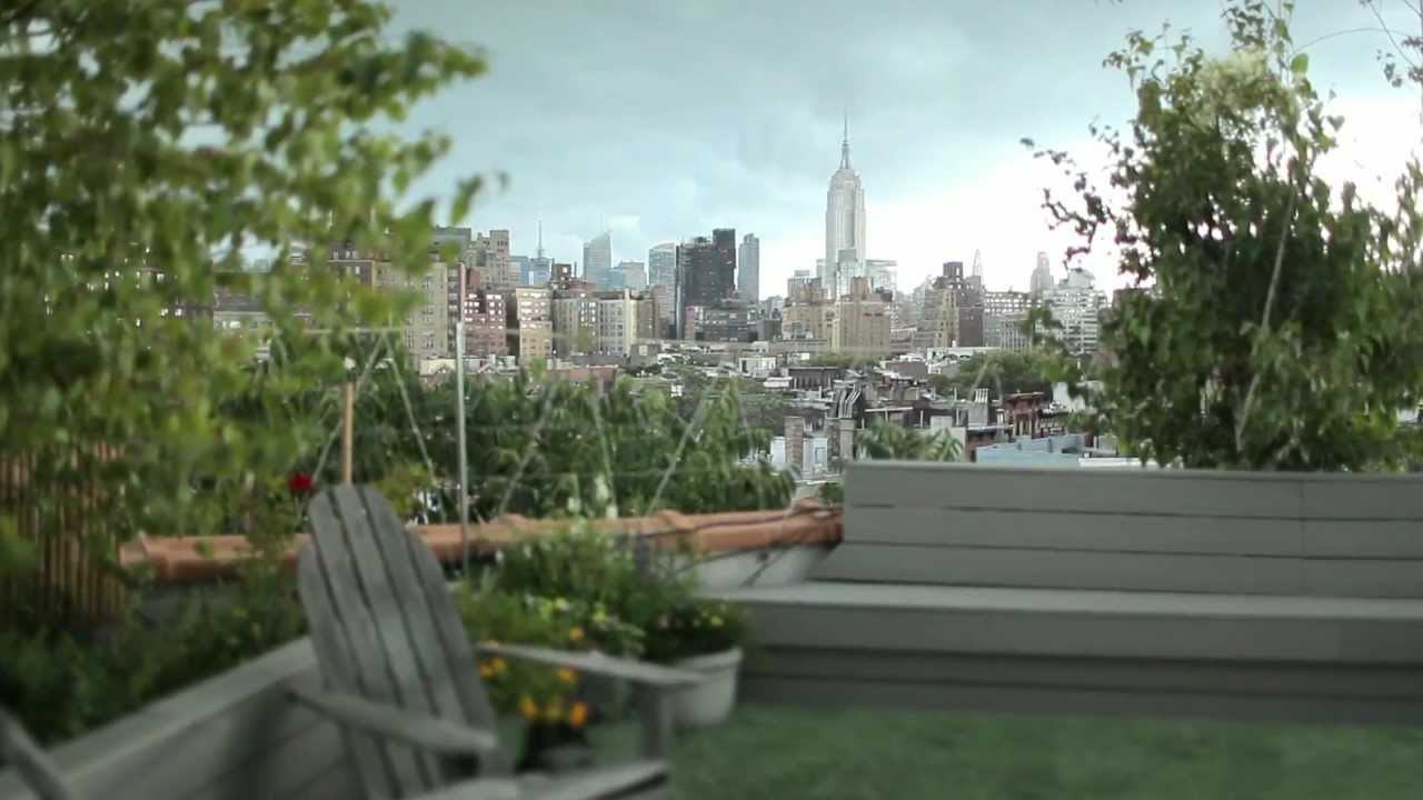 Charmant The Rooftop Gardens Of New York, Episode 1 Of Outdoor Engineering, By  Husqvarna   YouTube