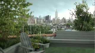 The Rooftop Gardens of New York, episode 1 of Outdoor Engineering, by Husqvarna