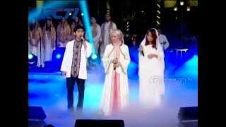 "Video Cakra Khan , Tiffany Kenanga, Ayu Ting Ting  ""Allah Maha"" - Tabligh Akbar download MP3, 3GP, MP4, WEBM, AVI, FLV Agustus 2017"