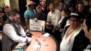 SexyMagicTour 2015 - Heavyweight Blackjack Champ - Round 1 - Mirage - Complete - $10k bj