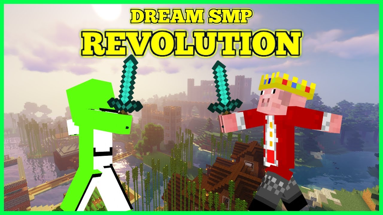 Download DREAM SMP: THE REVOLUTION FT. TECHNOBLADE HIGHLIGHTS