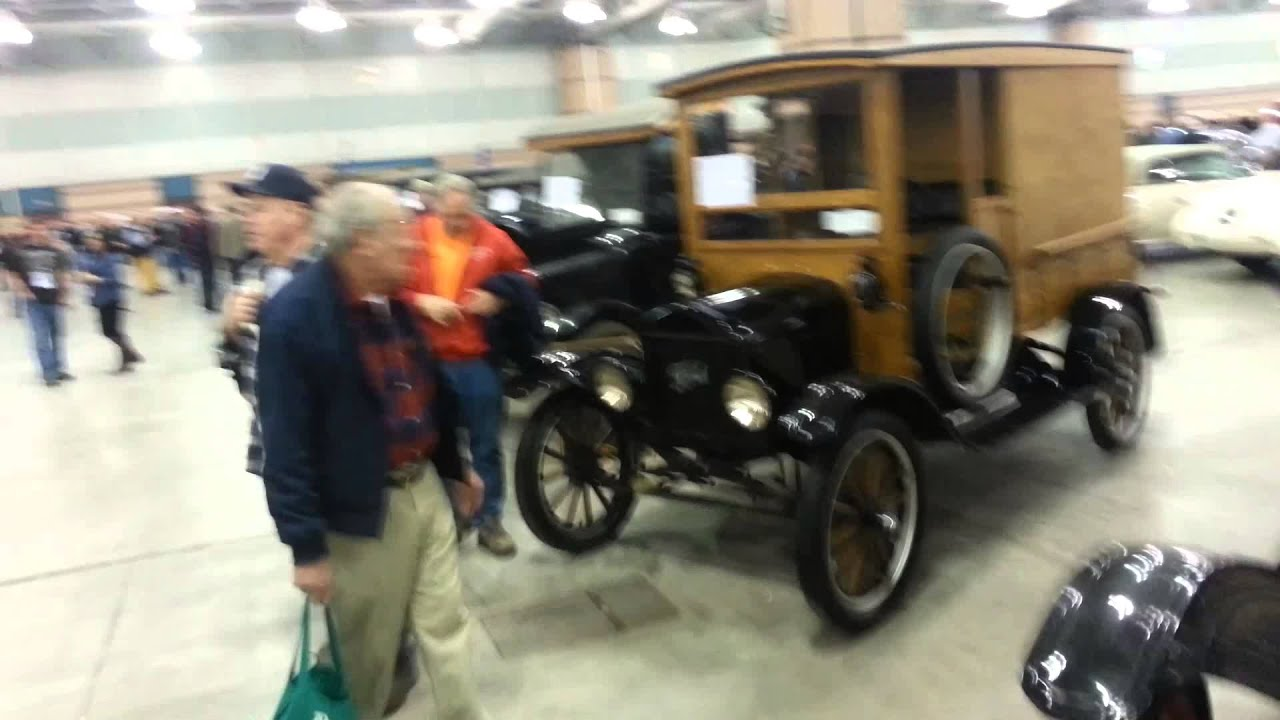 Boardwalk Empire Cars Up For Auction In AC - YouTube