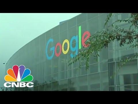 Google To Face A Record $3.4B Antitrust Fine: Bottom Line | CNBC