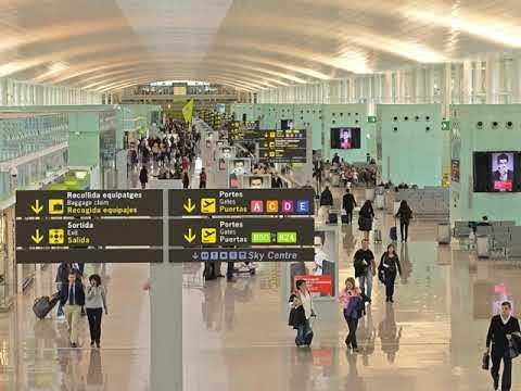 ALGIERS AIRPORT/BARCELONA AIRPORT