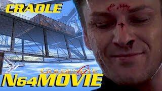 GoldenEye N64 Movie: CRADLE  (Game Vs Movie)