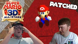 SM64 Speedrunners React to Super Mario 3D All-Stars