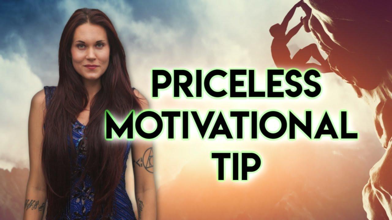 Priceless Motivation Tip (Find the Self Serving Motive)