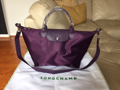 *UPDATE* Longchamp Medium Le Pliage Neo and What Fits Inside