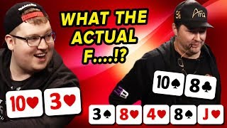 WILL HELLMUTH BLOW UP!? | S6 E32 KING OF THE HILL II