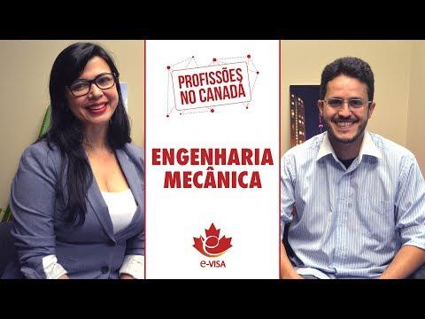 01.08.17 - ENGENHARIA MECÂNICA NO CANADÁ