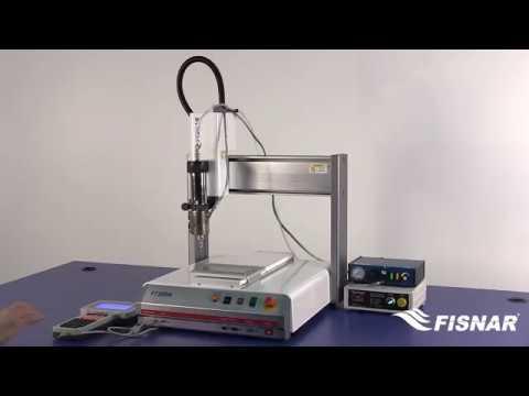F7300N Hot Melt Cartridge Liquid Gasket Dispensing - Fisnar