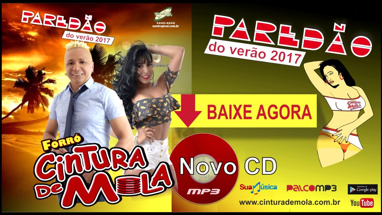 MOLA CINTURA 2011 PARA DE BAIXAR CD