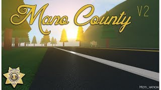 Mano county | Roblox | EMS + CIV! Special episode