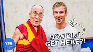 A Strangers Email Got Me To Meet The Dalai Lama