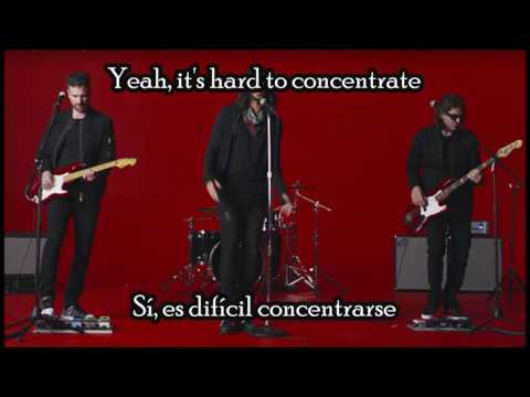 Magic - Red Dress (Lyrics) Español/Ingles
