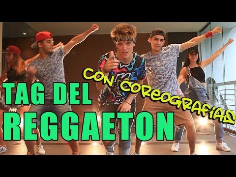 TAG DEL REGGAETON CON COREOGRAFIAS | LIONEL FERRO