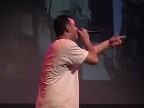 MC STARR BATTLING  JERU THE DAMAJA