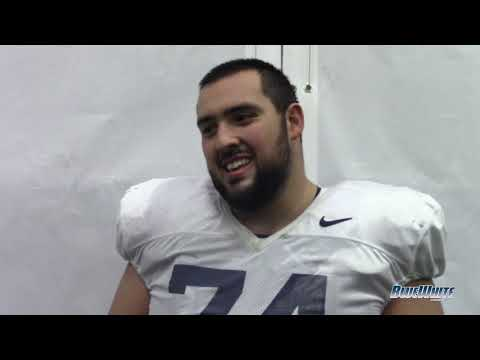 Penn State Nittany Lions Football: Steven Gonzalez - March 20 Practice