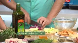 Три салата из микрозелени - Рецепт от Все буде добре - Выпуск 276 - 24.10.2013