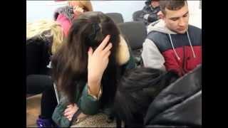 В Калининграде сотрудники полиции при поддержке бойцов ОМОН задержали девушек «легкого поведения» и