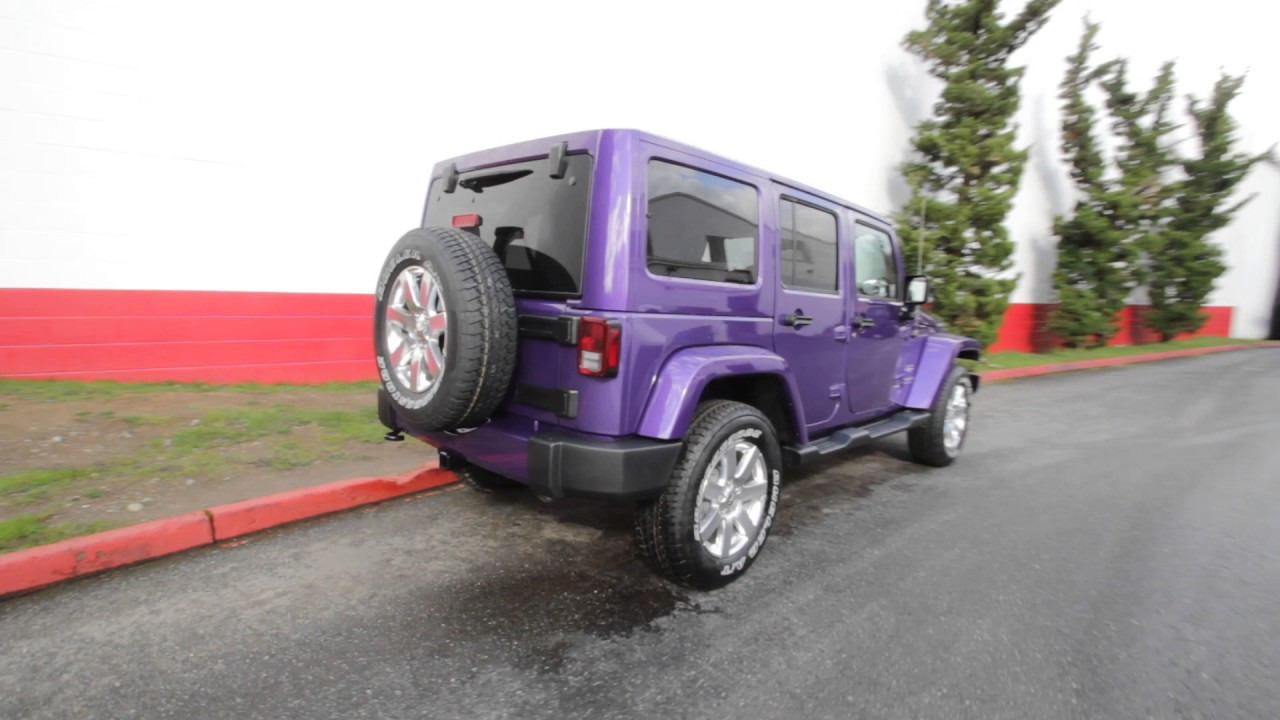 2017 jeep wrangler unlimited sahara 4x4 xtreme purple. Black Bedroom Furniture Sets. Home Design Ideas