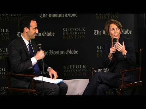Political Happy Hour with Maura Healey
