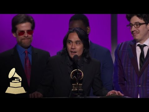 D'Angelo and the Vanguard | Best R&B Album | 58th GRAMMYs