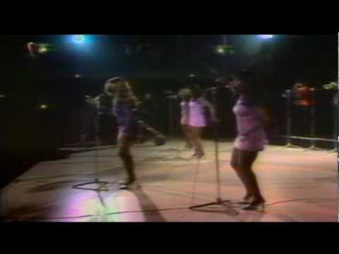 Tina Turner Opening Dance I Wanna Take You Higher Live 1971
