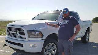 Quick review 2018 Ram 2500 Laramie Sport