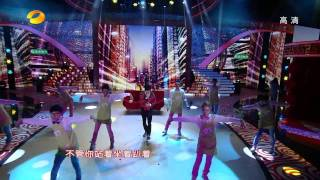 【HD】《2012 湖南衛視 元宵喜樂會》吳克羣-男傭