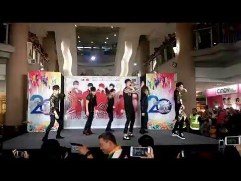 BIGFLO - DELILAH (LIVE IN MIRI,SARAWAK MALAYSIA) 14/4/2016