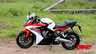 Honda CBR 650F Bike India review