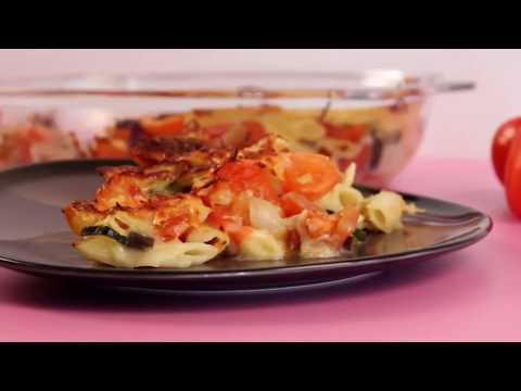 gratin-allégé-courgette-et-aubergine