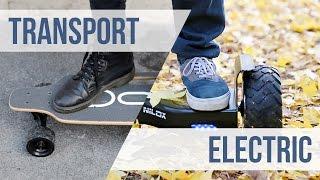 Transport ECO pentru cei mai îndrăzneți (Review Română)