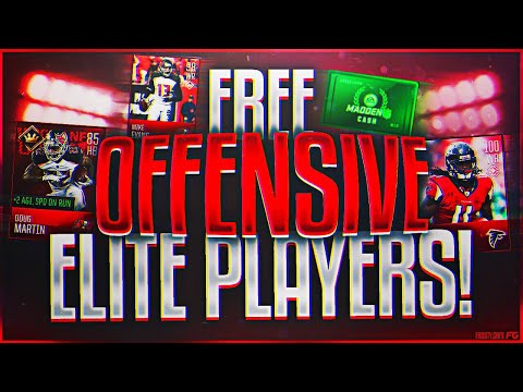 EARN FREE ELITE OFFENSIVE PLAYERS! ALL WEEK 2 TOURNAMENT REWARDS! Madden Mobile 18