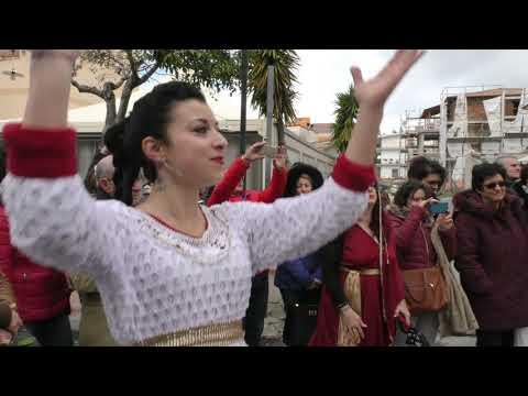 Carnevale sul corso di Campora San Giovanni